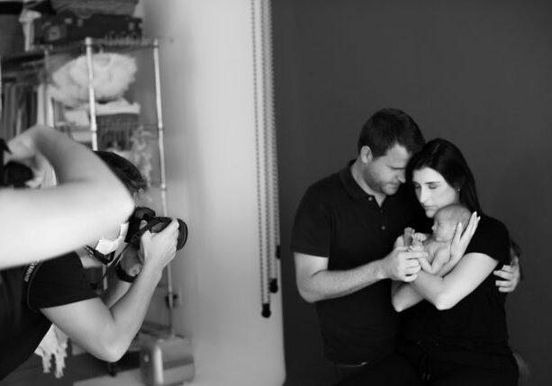 coronavírus prevenção ensaios fotográficos crianças gestantes grávidas recém-nascidos ABFRN Laura Alzueta