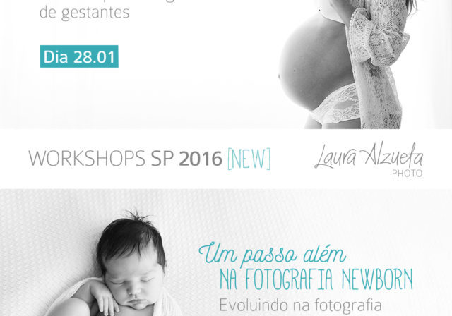 workshop de fotografia de gestantes